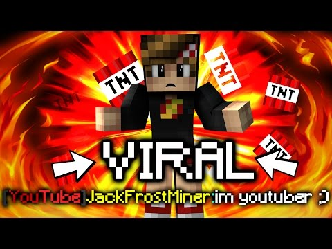Minecraft Pocket Edition 0.16.1 HACKER -  How To Make A VIRAL MINECRAFT VIDEO