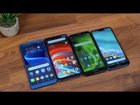 My Favorite Budget Phones 2018!