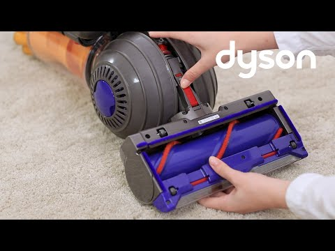 Dyson Light Ball™ upright vacuum - Checking the cleaner head and base for blockages (UK)