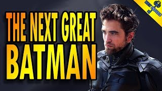 Robert Pattinson Will Be An Amazing Batman