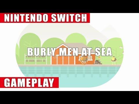 Burly Men at Sea Nintendo Switch Gameplay