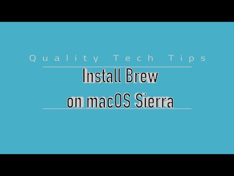Latest Version - How To Install Homebrew on Mac