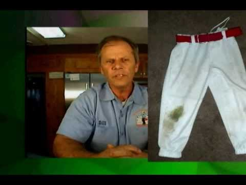 RichardAppliance.com Salisbury - How To Remove Grass Stains.