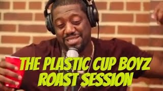 Download The Plastic Cup Boys Roast Session w @dcyoungfly @Karlousm @comedianspank @Naimthestar Video
