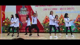 Nhảy hiện đại ★ BOMBASTIC , DADDY, TAKE ME ★ -12A2 THPT Kiến Thụy Hải Phòng