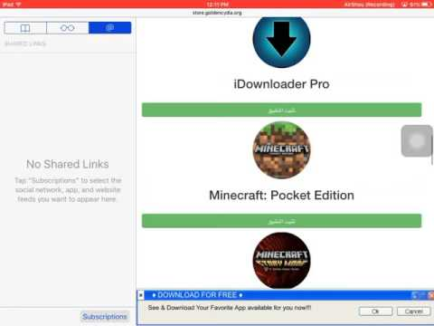 How to install Minecraft for free ( No Jailbreak!!! ) legit works