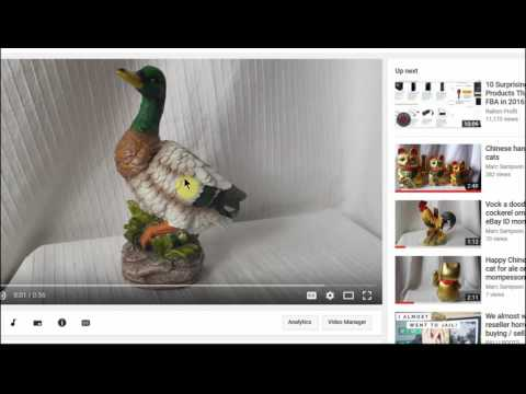 NEW JUNE 2017 How to embed a youtube video into an ebay listing without active content