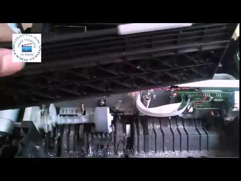 solución a falso atasco de papel Impresoras Epson l210 - Paper Jam