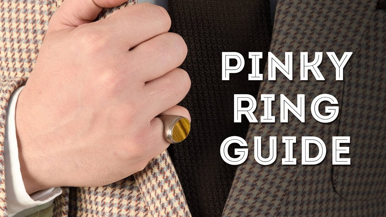 PINKY RING - Luciano