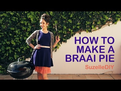 How to Make a Braai Pie
