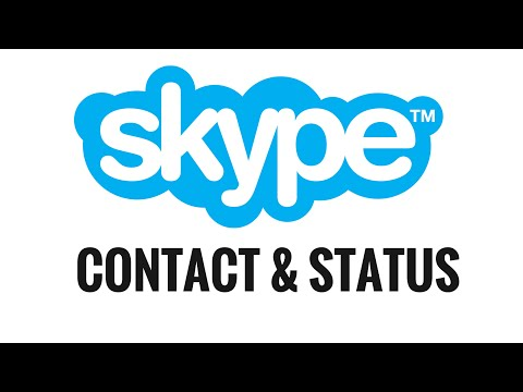 How to Show Your Skype Contact and Skype Status in WordPress