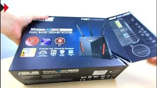 [UNBOXING] ASUS AC 2900 RT-AC86U Router