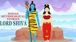 Indian Mythological Stories - Hindu Mythology - Popular Stories of Lord Shiva & Parvati - Cartoons