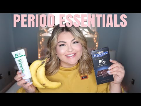 LIFE CHANGING PERIOD HACKS!