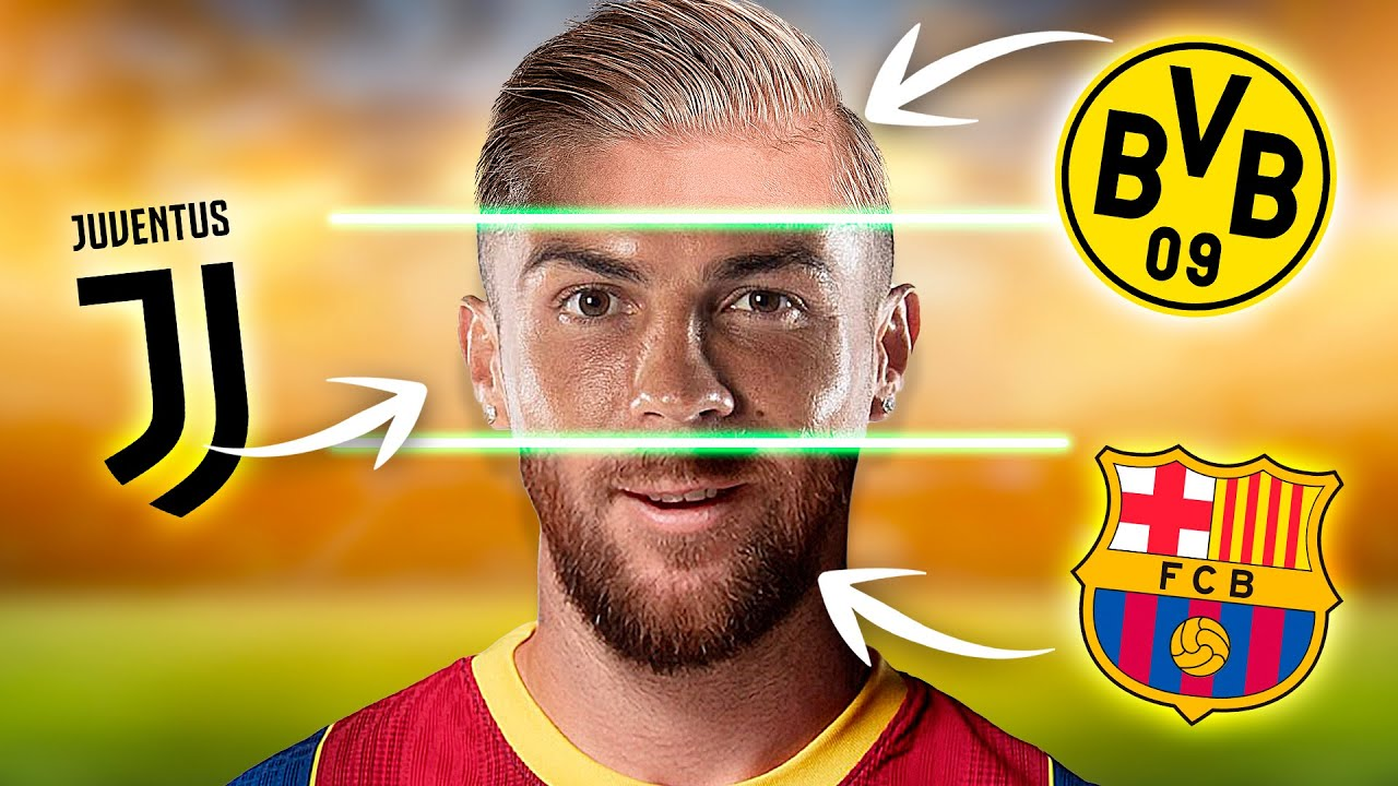 GUESS THE 3 HIDDEN PLAYERS IN ONE PICTURE | GUESS THE FOOTBALL PLAYER | QUIZ FOOTBALL 2021
