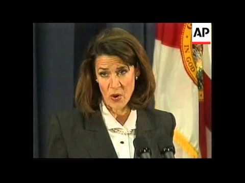 USA:  FLORIDA BALLOT UPDATE