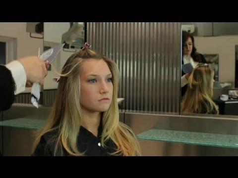 How to Do Surfer Strands Hair Color : Hair Care Tips