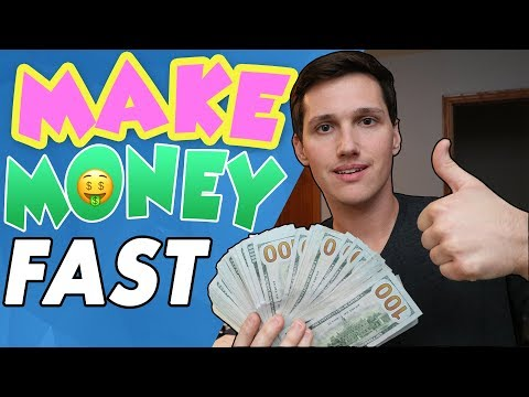 How To Make Money Online FAST! [$500-$2000/each]