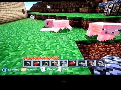 minecraft how to make an iron sword