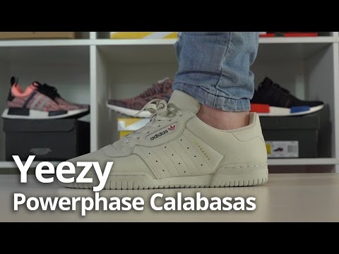 adidas YEEZY Powerphase Calabasas Unboxing & Review & On Foot