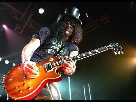 SLASH's 17 Greatest Guitar Techniques!