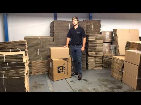 Pack Now Used Cardboard boxes