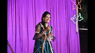 Surprise speech by bride for her parents in sangeet