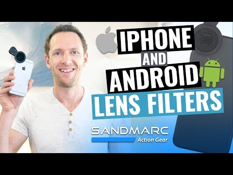 Android and iPhone Camera Lens Filters for Better Smartphone Videos!