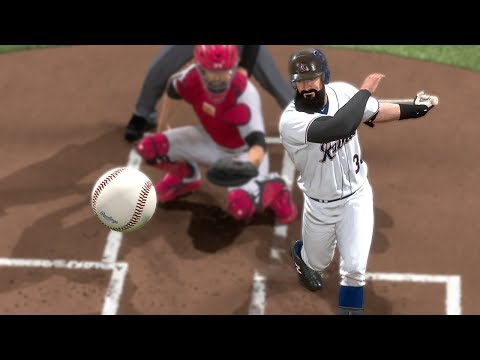 The LONGEST Home Run Of Mighty Goat's Career! MLB The Show 18 | Road To The Show #16