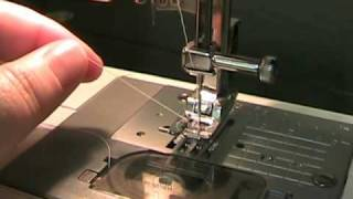 4 How To Bring Up The Bobbin Thread