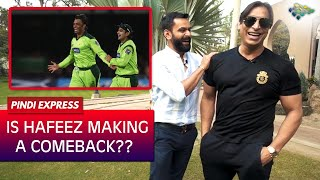 Shoaib Akhtar | Is Hafeez Making A Comeback? | Interview | Part 1 |