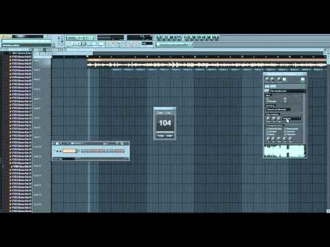 HOW TO edit/time stretch an audio file to match your project/song bpm (FL STUDIO)