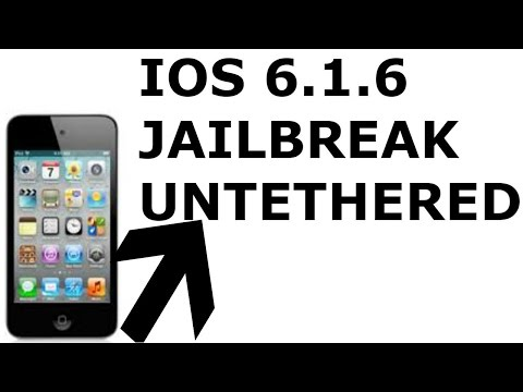 How to jailbreak IOS6.1.6 without computer.