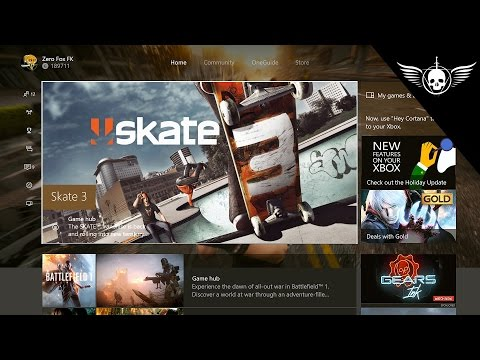 It Finally Happened! SKATE 3 on XBOX ONE