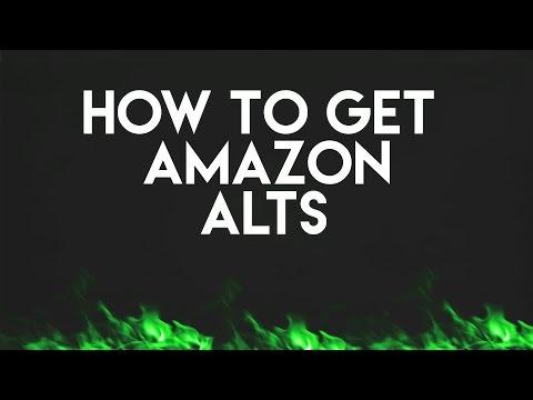 HOW TO GET FREE AMAZON ACCOUNTS | AMAZON CRACKER