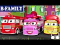 B Family Wheels On The Bus And More Songs Muffin Songs