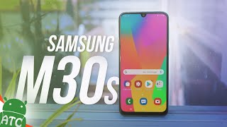 What's New in The Samsung Galaxy M30S? | ATC