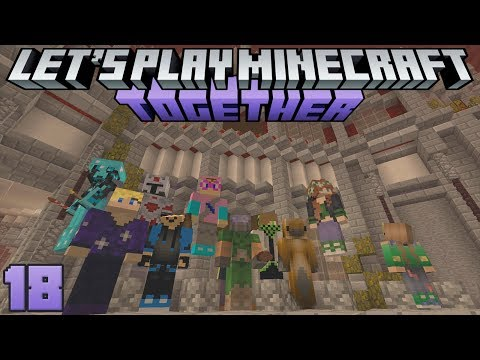 Let's Play Minecraft Together 18 Improv Replay Mod Tutorial