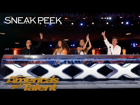 Golden Buzzer - America's Got Talent 2018 (Sneak Peek)