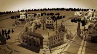 BOOMTOWN CH 6: Explore the world's biggest pop-up city! (2014)