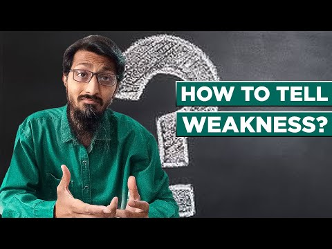 Interview Tip : Tell Me About Your Weaknesses - Urdu | Hindi
