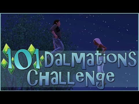 Washing Spots and Seeing Stars!!    Sims 3: 101 Dalmatians Challenge  - Episode #70