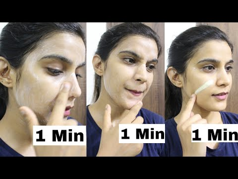 3 Minutes Clean Up Routine | Easy Skin Care Steps For Beginners | Super Style Tips