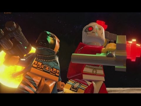 LEGO Batman 3 - Deadshot & Deathstroke (Unlock Location & Free Roam Gameplay)