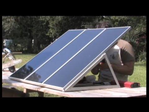 Solar Panel Power DIY Training for PV PHOTOVOLTAIC Harbor freight Free ENERGY KITS