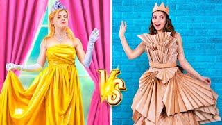 Rich vs Broke/ The Story of Princesses