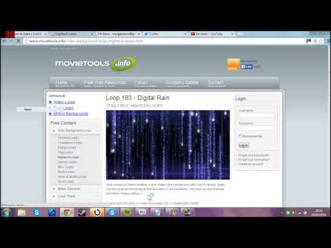 How to make a Free and cool Intro on Windows Movie Maker