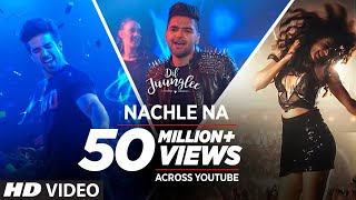 "T-Series present 2018 upcoming Bollywood Movie DIL JUUNGLEE  first video song ""Nachle Na, in the voice of ""Guru Randhawa, Neeti Mohan "", composed by ""Guru Randhawa, Rajat Nagpal "" and the lyrics of this new song is also penned by ""Guru Randhawa"". This upcoming movie is starring Taapsee Pannu, Saqib Saleem in leading roles, produced by Deepshikha Deshmukh, Jackky Bhagnani. Enjoy and stay connected with us !!  ♪ Available on ♪ iTunes: https://apple.co/2FX0tgA Hungama : http://bit.ly/NachleNaHungama Saavn : http://bit.ly/NachleNaSaavn Gaana: http://bit.ly/NachleNagaana Google: http://bit.ly/2DkUCjs  Song - Nachle Na Singers - Guru Randhawa, Neeti Mohan  Lyrics - Guru Randhawa  Music  - Guru Randhawa, Rajat Nagpal  Director - Aleya Sen Programming - Rajat Nagpal  Choreographer - Salman Yusuf Khan DOP - Amol Rathod Mixed & Mastered By - Eric Pillai At Future Sound Of Bombay. Mix Assistants - Michael Edwin Pillai & Lucky (Future Sound Of Bombay) ___ Enjoy & stay connected with us! ► Subscribe to T-Series: http://bit.ly/TSeriesYouTube ► Like us on Facebook: https://www.facebook.com/tseriesmusic ► Follow us on Twitter: https://twitter.com/tseries ► Follow us on Instagram: http://bit.ly/InstagramTseries"