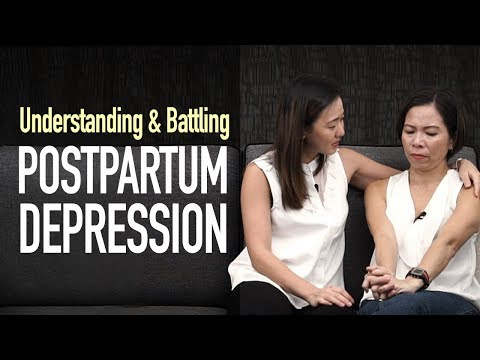 Battling Postpartum Depression & Suicide (Real Life Stories) | Joanna Soh
