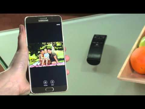 Quick Connect: Smart TV - Samsung Galaxy Note 5